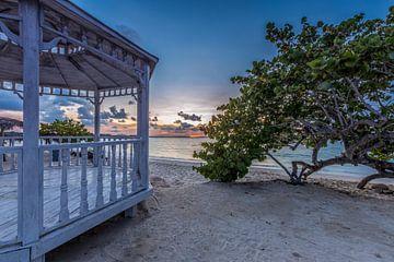 Cuba, strand van Pesquero van Maarten Hoek