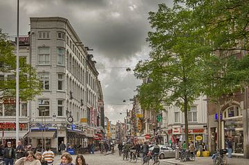 Damstraat in Amsterdam van