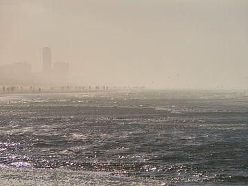 Is het Zandvoort? von Hans Heemsbergen