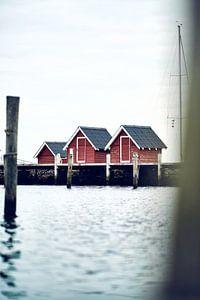 Hafen in Dänemark von Florian Kunde