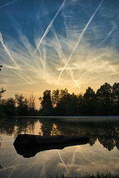 Luchtspiegeling von Bart Nikkels