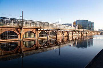 Industrieel Berlijn van Rowena Blom