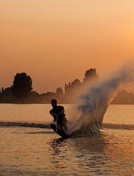 Waterskiën van Red74 Photography