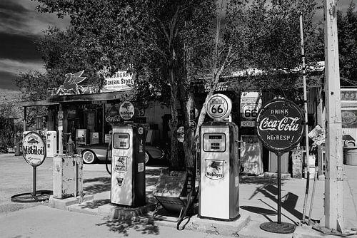 Route 66, Hackberry, Arizona van Henk Meijer Photography