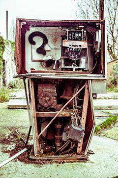 Rostige Kraftstoffpumpe von Erik Jansen