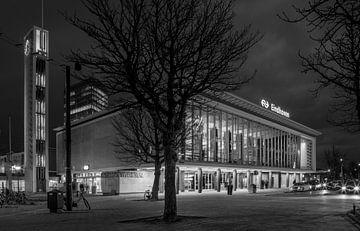 Bahnhofsgebäude  Eindhoven von Maurits van Hout
