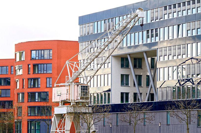 Innenhafen Duisburg (7-23023) von Franz Walter
