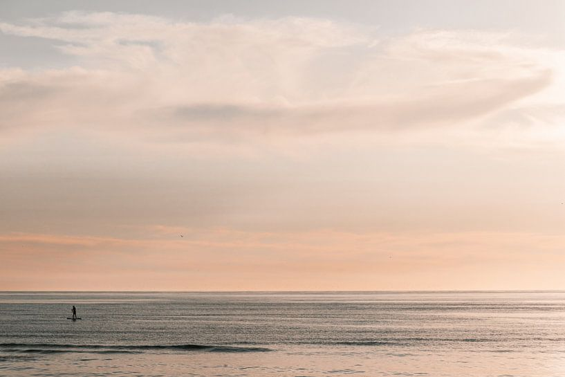 Der einsame Surfer von Leanne Remmerswaal