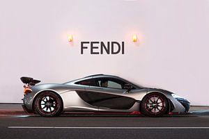 McLaren P1! van