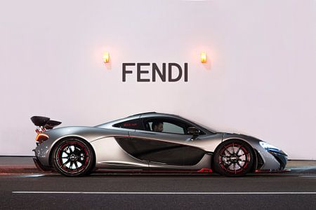 McLaren P!