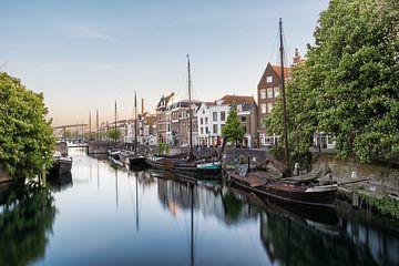 Delfshaven Rotterdam von Luc Buthker