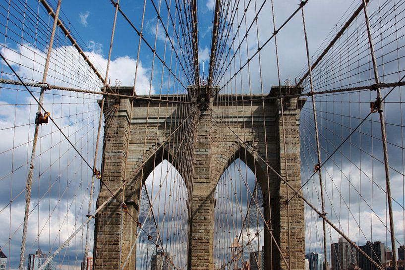 new york city ... brooklyn bridge III sur Meleah Fotografie