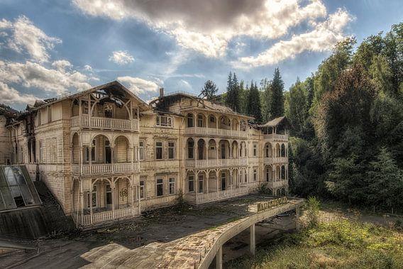 Grand Hotel - Lost Place - verlassener Ort