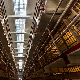 Alcatraz - San Fransisco van Keesnan Dogger Fotografie
