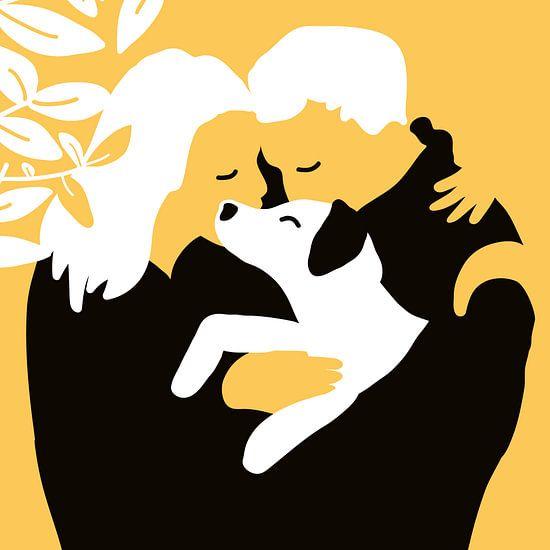 Puppy Love van Suzanne Allewelt