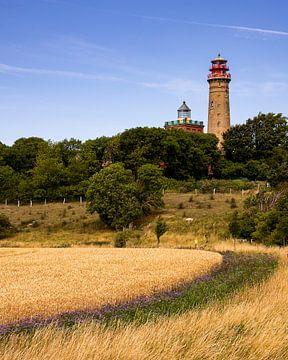 Kap Arkona, Rügen, Duitsland van Adelheid Smitt