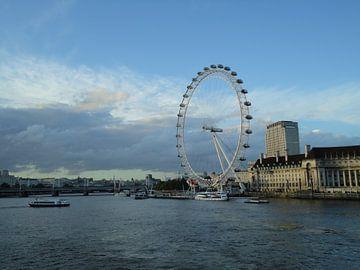 London Eye van Margot van Dijk