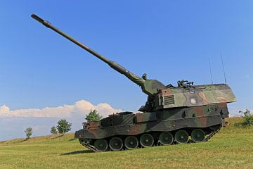 Panzerhaubitze 2000 van Joost van Doorn
