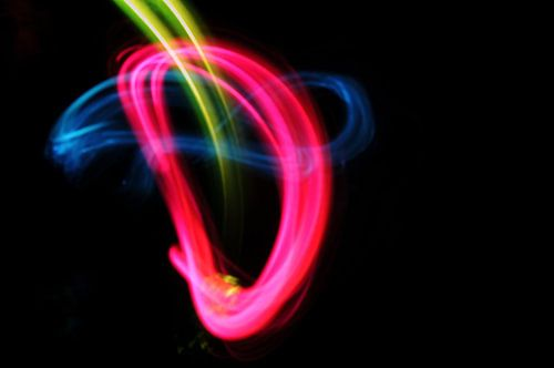Playing with light 12