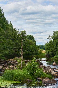 Flusswand von Geertjan Plooijer