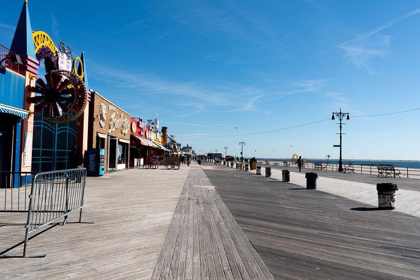 Coney Island, New York von Puck Bertens