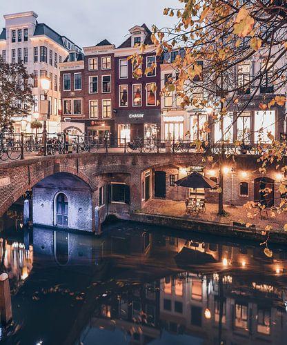 Autumn in Utrecht  van