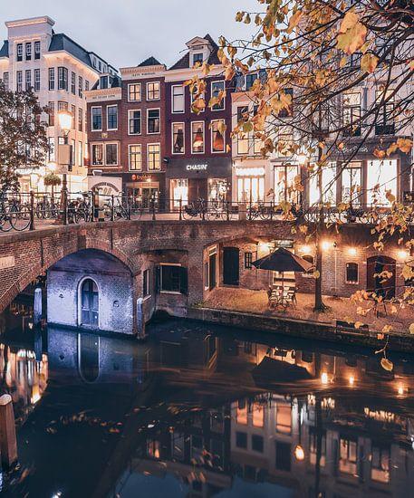 Autumn in Utrecht  van Een Wasbeer