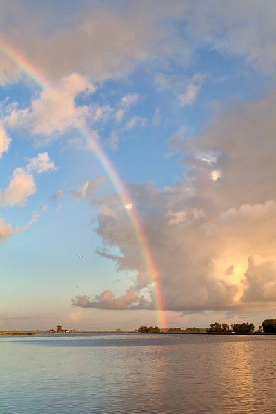 Where the rainbow is born