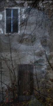 Haunted House van