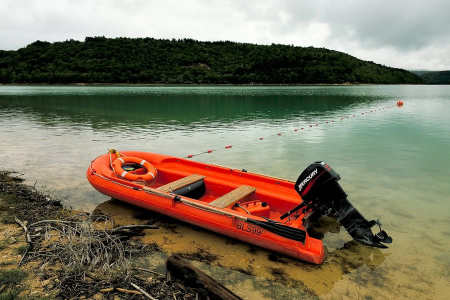 Frankrijk / Ain / Reddingsboot / 2011