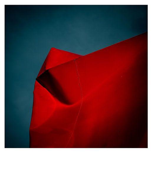 """""""Imploded Red"""" by Arne Quinze von Daan Overkleeft"""