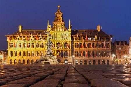 Town hall Antwerp