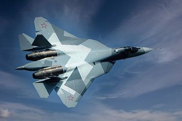 Soechoj Soe-57, Sovjet Unie