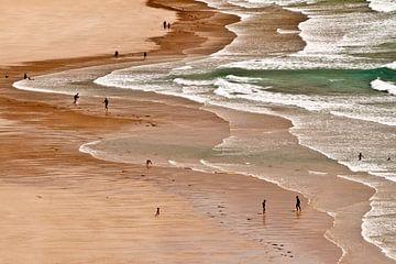La spiaggia, Massimo Della Latta von 1x