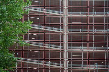 Parkhaus Rotterdam von Marieke van der Hoek-Vijfvinkel
