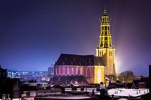 Der Aa-kerk Groningen van