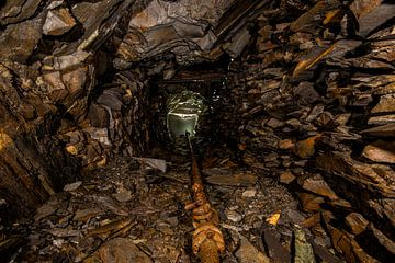 Ondergrondse steengroeve van