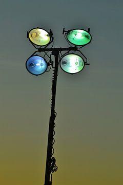 Groot licht van Ron Steens