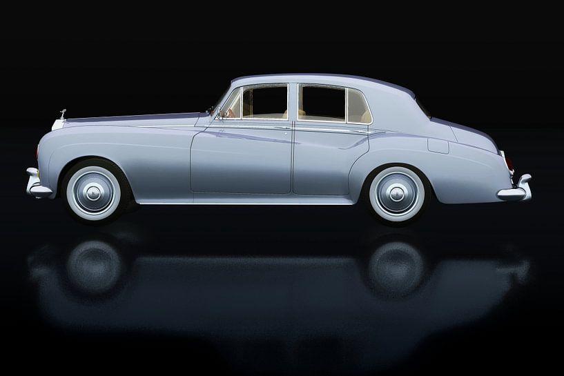 Rolls Royce Silver Cloud III Seitenansicht von Jan Keteleer