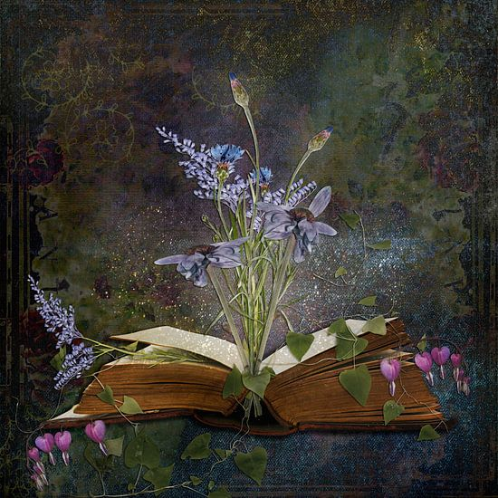 Buch der Inspiration - Blumen