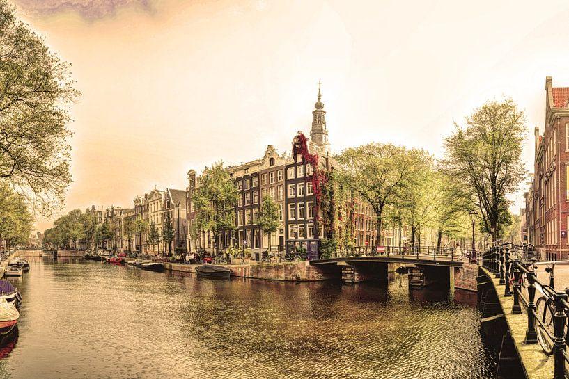 Zuiderkerk Amsterdam Nederland Oud van Hendrik-Jan Kornelis