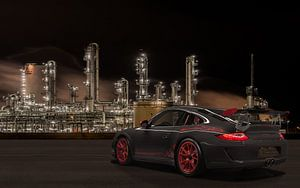 Porsche GT3RS van Rene van Dam