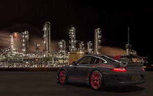 Porsche GT3RS van