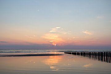 Sunset.. von Miranda van Hulst