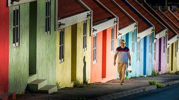 Curacao, Willemstad sur Keesnan Dogger Fotografie