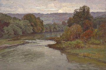 Der Fluss, Theodore Clement Steele
