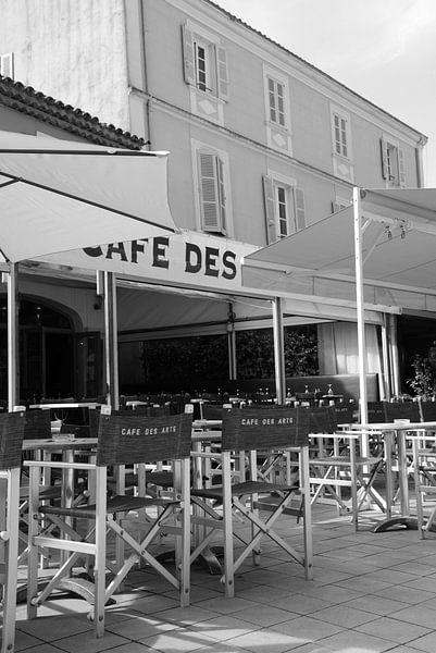Café des Arts Saint-Tropez van Tom Vandenhende