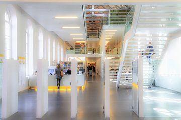Witte kamer - Utrecht universiteit von Omri Raviv
