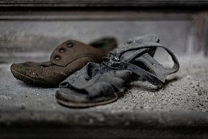Einsame Schuhe von Cristel Brouwer