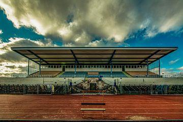 Das alte Stadion in Chemnitz von Johnny Flash